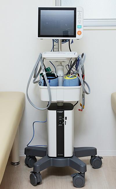血圧脈波検査装置 FUKUDADENSHI VaSera